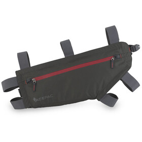 Acepac Zip Frame Bag M grey
